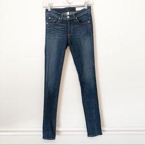 RAG & BONE Skinny Stretch Jean in Preston 24